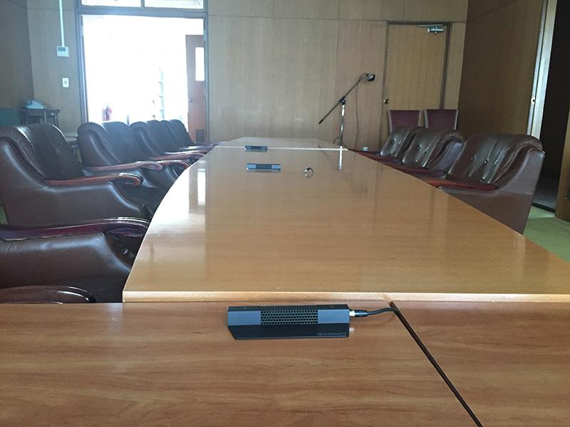豊島区旧庁舎委員会室